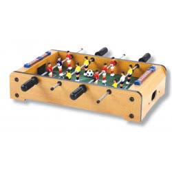 Toys-shop D.I Wooden Football Table Small 48.5X31x9.7Cm. 1015Α 5205812060784