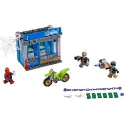 LEGO Marvel Super Heroes ATM Heist Battle 76082 5702015868679