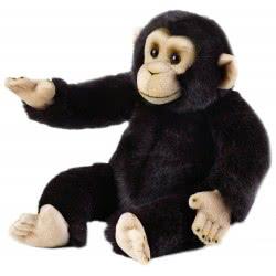 LELLY National Geographic Χιμπατζής Λούτρινο 770713 8004332707134