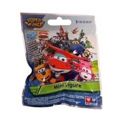 GIOCHI PREZIOSI Super Wings Mini Figures 1-Pack UPW12001 8056379018056