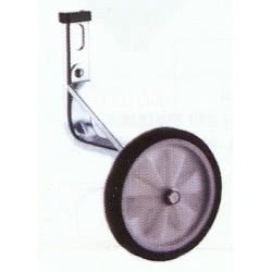 ORIENT BIKES Βοηθητικές Ρόδες για BMX με 18 ίντσες τροχό 109446-18 109446 5221275011057