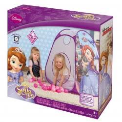 John Tent Pop Up With 30 Balls Princess Sofia The First 74136 4006149741367