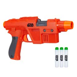 Hasbro Star Wars Nerf Poe Dameron Blaster C1464 5010993388011