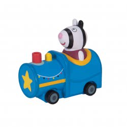 GIOCHI PREZIOSI PEPPA PIG MINI VEHICLES - 4 DESIGNS PPC24000 / PPC24001 8056379045809