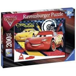 Ravensburger Παζλ 200Τεμ. Xxl Cars 3 12625 4005556126255
