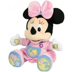 Clementoni baby Disney Baby Minnie Κούκλα Εκμάθησης(μιλάει Ελληνικά) 1000-63042 8005125630424