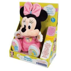 Clementoni baby Disney Baby Minnie Learning Doll(speaks Greek) 1000-63042 8005125630424