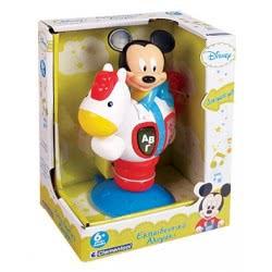 Clementoni baby DISNEY BABY - MICKEY ΕΚΠΑΙΔΕΥΤΙΚΟ ΑΛΟΓΑΚΙ (ΜΙΛΑΕΙ ΕΛΛΗΝΙΚΑ) 1000-63100 8005125631001