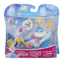Hasbro Disney Princess Little Kingdom Royal Slipper Carriage C0533 / C0535 5010993368402