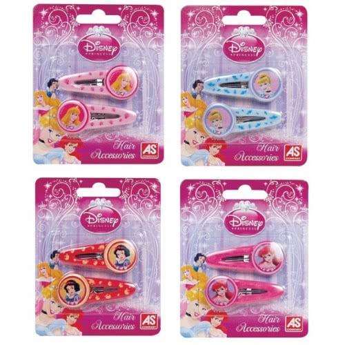As company Princess Clips Στρόγγυλα Disney Princess 4 Σχέδια 1014-02284 5203068022846