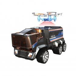Silverlit ΤΗΛΕΚΑΤΕΥΘΥΝΟΜΕΝΟ 2.4G ΟΧΗΜΑ DRONE MISSION 7530-84772 4891813847724