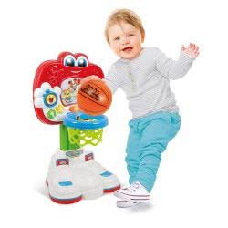 As company Baby Clementoni Electronic Educational Basket Set 1000-63347 8005125633470