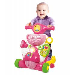 Clementoni baby BABY CLEMENTONI SCOOTER GAME - SPEAKS GREEK 1000-63900 8005125639007