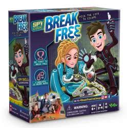 Just toys Board Spy Code Break Free Game YL039 8719324076319