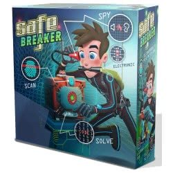Just toys ΕΠΙΤΡΑΠΕΖΙΟ YULU SAFE BREAKER GAME YL016 8719324076067
