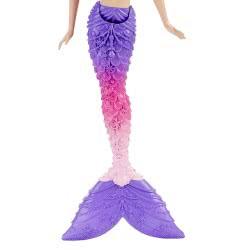 Mattel Barbie Dreamtopia Γοργόνα Gem Μωβ DHM45 / DHM48 887961216875