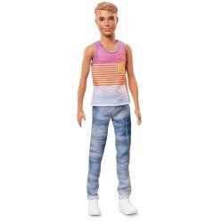 Mattel Barbie Ken Fashionistas No.11 Hyped On Stripes DWK44 / FNH43 887961591712
