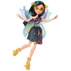 Mattel Monster High Νεράιδες Του Δάσους Κλειώ FCV52 / FCV54 887961460209