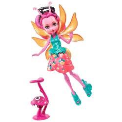 Mattel Monster High Νεράιδες Του Δάσους Φτερωτά Πλάσματα Lumina FCV47 / FCV50 887961460179