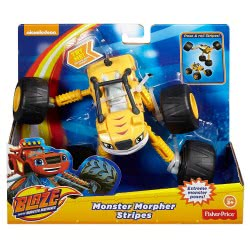 Fisher-Price BLAZE AND THE MONSTER MACHINES ΠΟΛΥΜΟΡΦΙΚΑ ΟΧΗΜΑΤΑ STRIPERS DGK59 / DGK62 887961194708