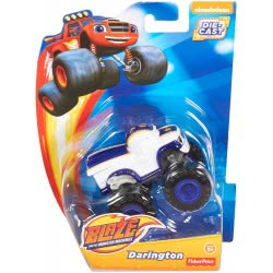 Fisher-Price Blaze & The Monster Machines Darington CGF20 / CGH55 887961064476