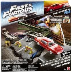 Mattel HOT WHEELS FAST & FURIOUS QUARTER HIGHWAY HAVOC FCG09 / FCG11 887961449440