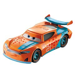 Mattel Disney/Pixar Cars 3 Next Gen Blinkr Αυτοκινητάκι Die-Cast DXV29 / FGD66 887961502275