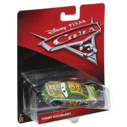 Mattel Disney/Pixar Cars 3 Tommy Highbanks die-cast DXV29 / DXV61 887961403411