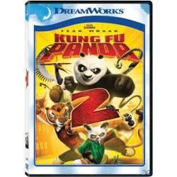 ODEON DVD Kung Fu Panda 2 597900 5201802076124