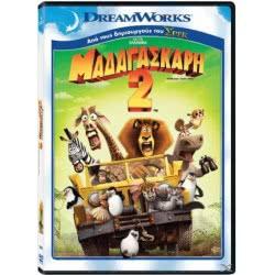 ODEON DVD Madagascar 2: Escape 2 Africa 589950 5201802076148