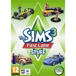 EA GAMES Pc The Sims 3 Fast Lane Stuff 5030948092398 5030948092398