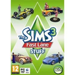 EA GAMES PC THE SIMS 3 FAST LANE STUFF 5030948092398 5030948092398