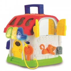 MG TOYS Winfun Activity Musical House 403157 5204275031577