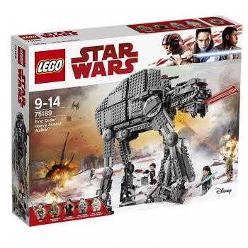 LEGO Star Wars First Order Heavy Assault Walker 75189 5702015869904