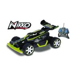 TOY STATE RC NIKKO 1/18 ALIEN PANIC GREEN 94126 011543941262