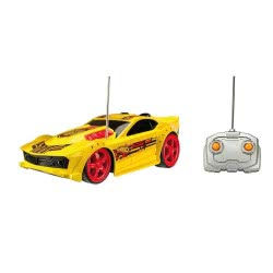 TOY STATE R/C Hot Wheels Mega Muscle Drift Rod 91817 011543918172