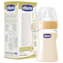 Chicco Μπιμπερό Evolution 150Ml Θ 1Τρ 60035-01 8003670713838