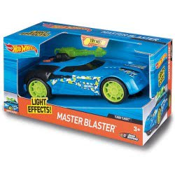 NIKKO RC Hot Wheels Master Blaster Sting Rod II Blue 36/91812 011543918127