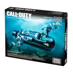MEGA BLOKS Συλλεκτικά Τουβλάκια Call Of Duty Υποβρύχιο Όχημα Seal Sub Recon CNG80 065541381490