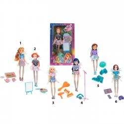 GIOCHI PREZIOSI Winx Wow Forever Fashion Dolls - 6 Designs WNX31110 / WNX31210 8056379039044