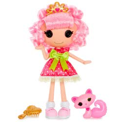 GIOCHI PREZIOSI Lalaloopsy New Basic Doll Jewel And Spot - 2 Designs LLP14000 8056379045175