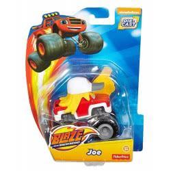 Fisher-Price Blaze Οχήματα Die Cast Joe CGF20 / DGK38 887961194463