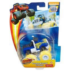 Fisher-Price Blaze Vehicle Die Cast Banana Blasted Crusher CGF20 / DKV74 887961249972