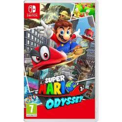 Nintendo SWITCH SUPER MARIO ODYSSEY 045496420864 045496420864