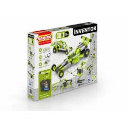 Engino - Inventor 30 In 1 Models Motorized With Electrical Moto 3030 5291664001488