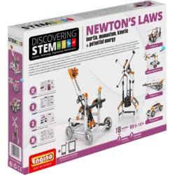 Engino - Discovering STEM Newton, Energy & Motion STEM07 5291664001556