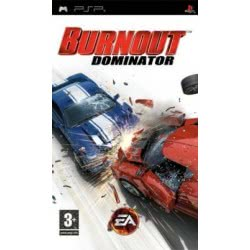 EA GAMES PSP BURNOUT DOMINATOR 5030930064150 5030930064150