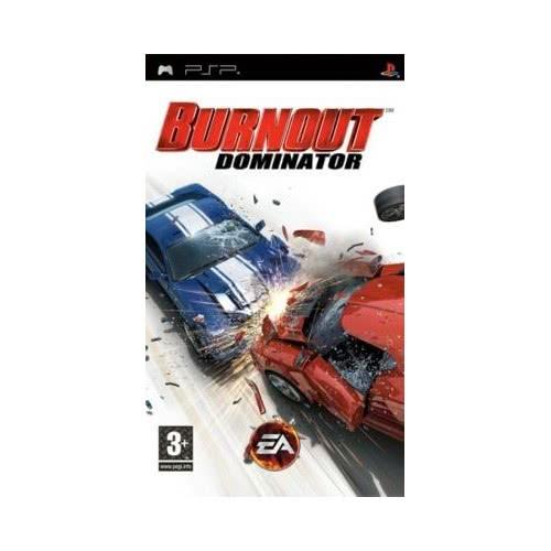 EA GAMES PSP BURNOUT DOMINATOR 5030930064150 5030930064150