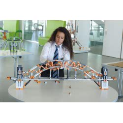 Engino - Discovering STEM Architecture Set Eiffel Tower & Sydney STEM55 5291664001594