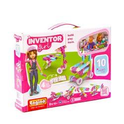 Engino - Inventor Girls 10 Models IG10 5291664001730